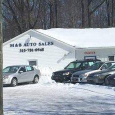 M & B Auto Sales, Geneva NY