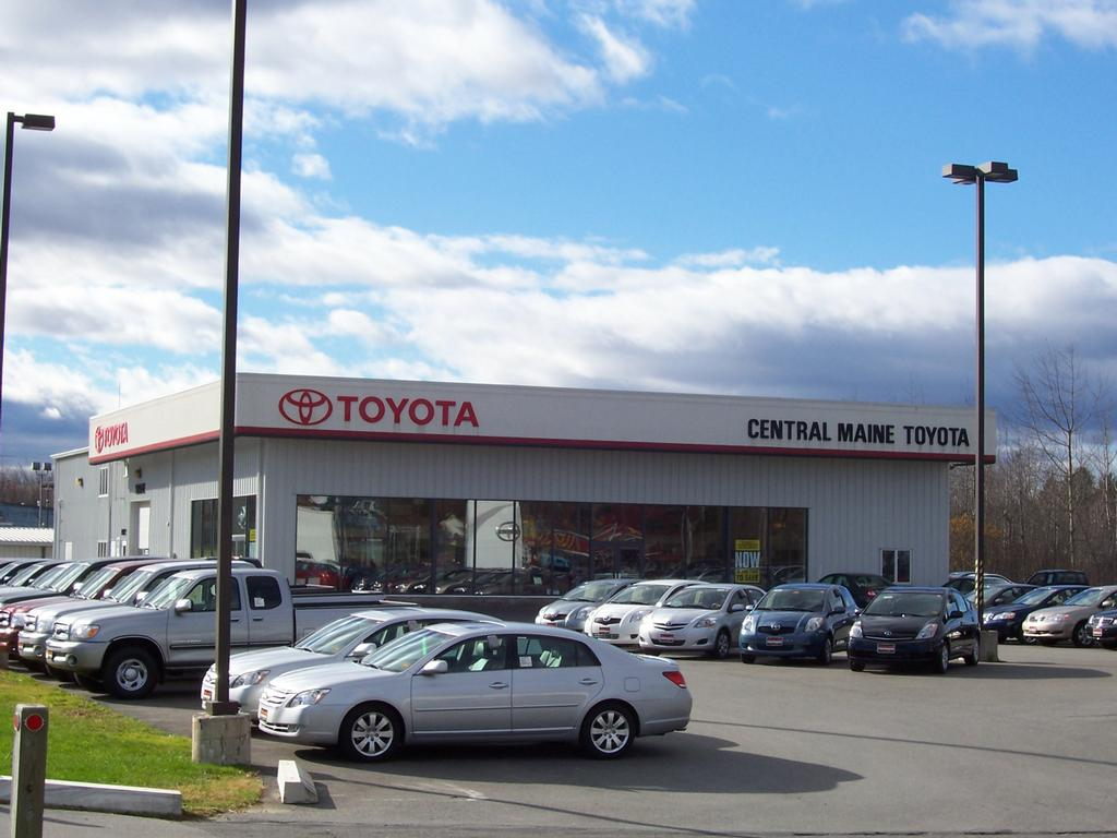 Central Maine Toyota, Waterville ME
