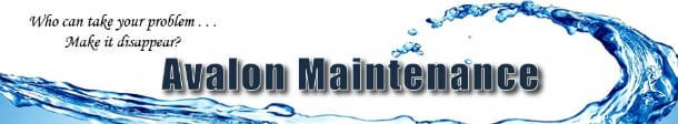 Avalon Maintenance Header Banner