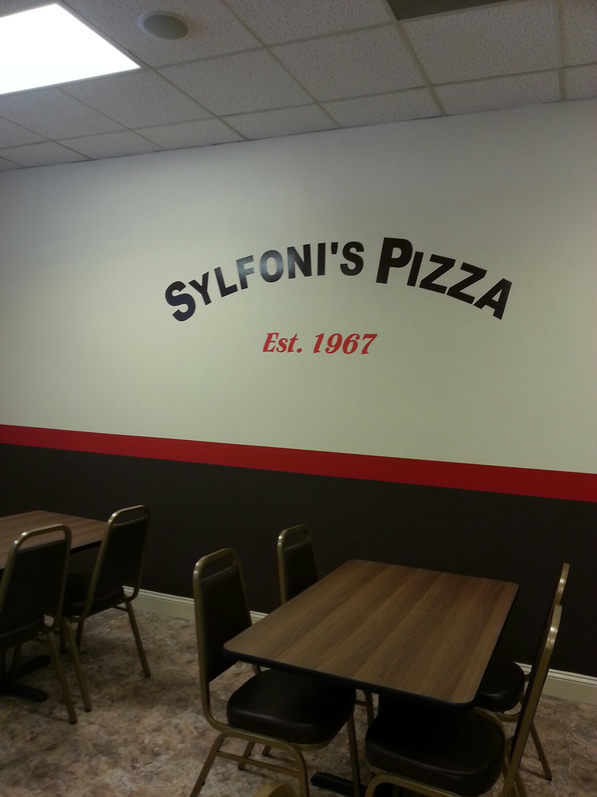 Sylfoni's Pizza, Russellville KY
