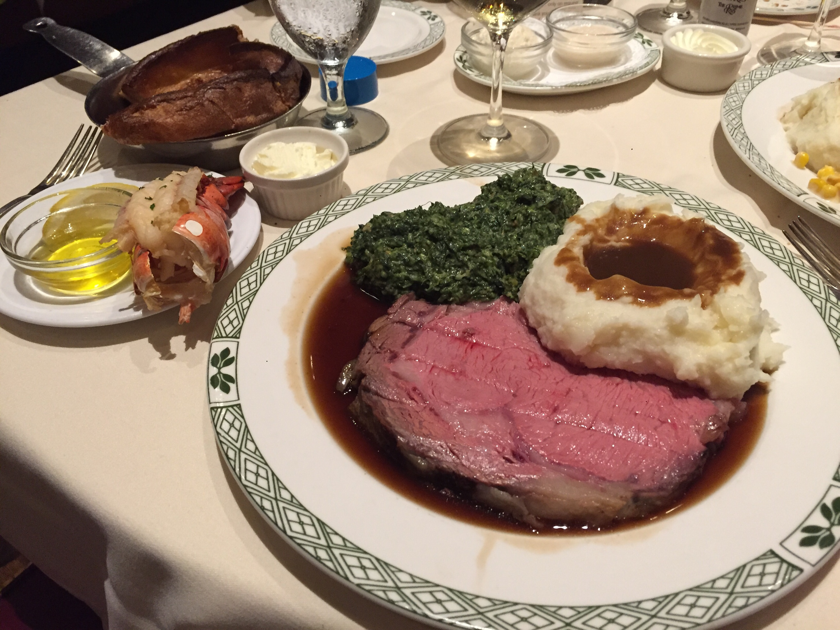 Lawry's The Prime Rib, Beverly Hills CA