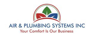 air and plumbing logo