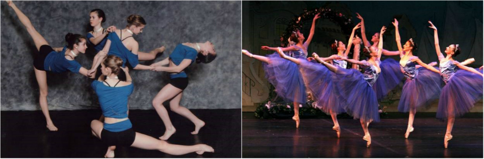 ballet main