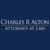Charles R Alton Attorney at Law