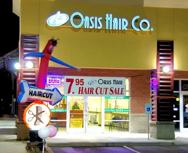 Oasis Hair, Spokane Valley WA