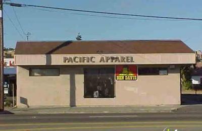 Pacific Apparel - San Leandro, CA