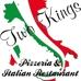 Two Kings Pizzeria