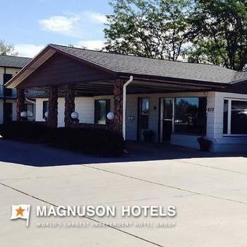 Western Motel, Hardin MT