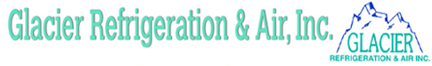 Glacier Refrigeration & Air Inc. logo