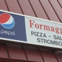 Formaggio Pizza Stromboli Salads and Smoothies