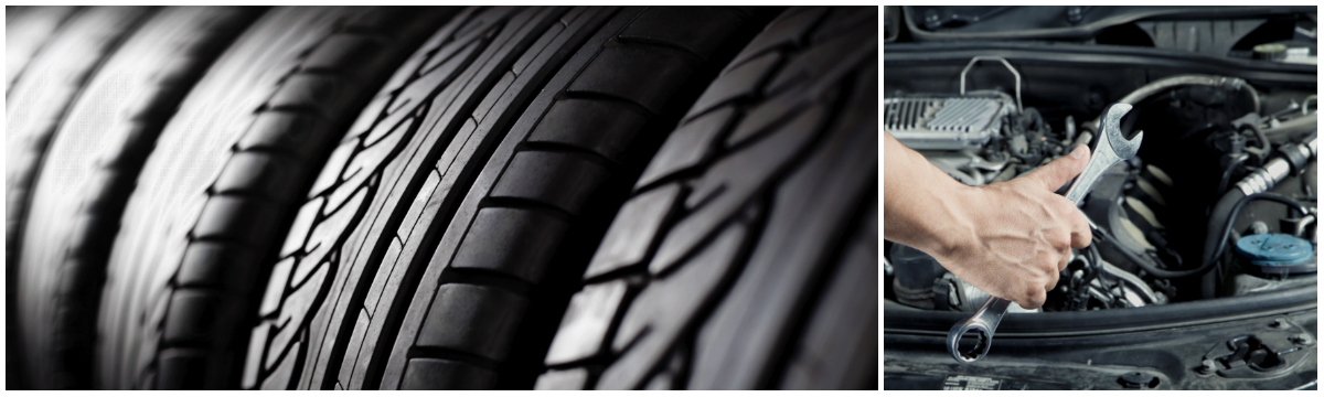 Tires And More For Less
