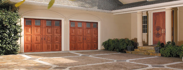 Amarr Wood Doors