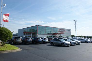 Toyota of Greer, Greer SC