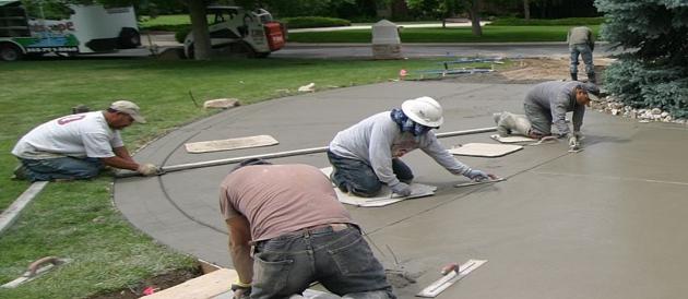 denver concrete work