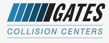 gates collision centers logo