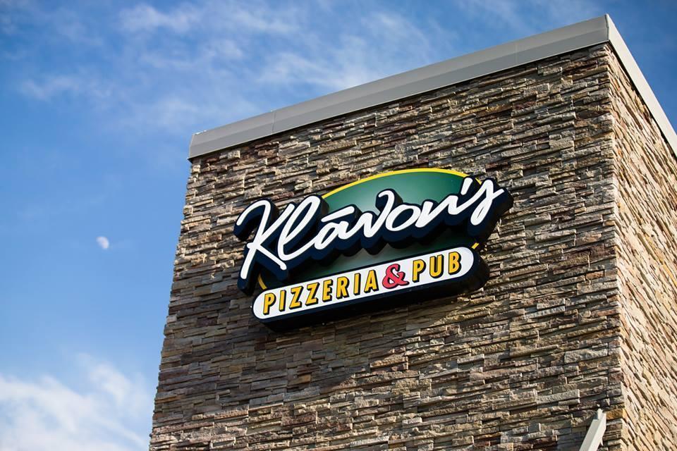 Klavon's Pizzeria & Pub, Jackson MI