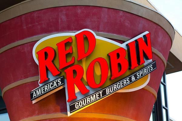 Red Robin Gourmet Burgers, Riverbank CA
