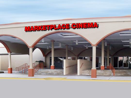 Marketplace Cinema, Orange City FL