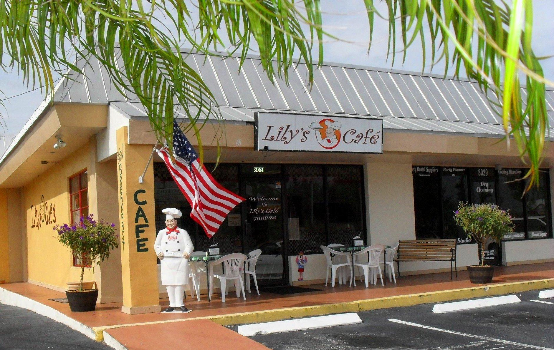 Lily's Cafe, Port Saint Lucie FL