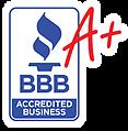 Dad's Towing BBB logo
