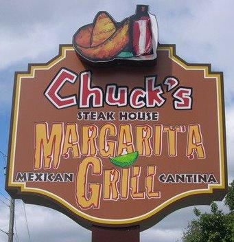 Chuck's Steak House & Margarita Grill, Storrs Mansfield CT