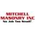 Mitchell Masonry Inc