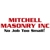 Mitchell Masonry Inc