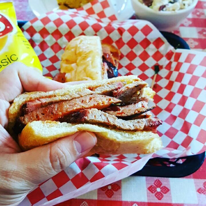 Hot City Barbeque & Bistro, Los Banos CA