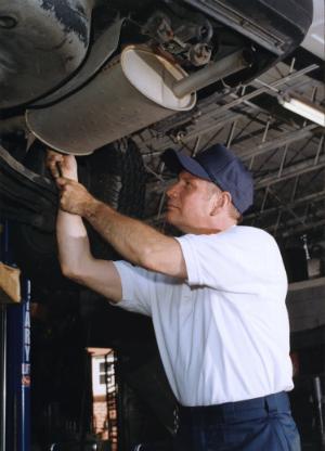 flint muffler auto repair