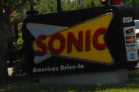 Sonic Drive-In, Maumelle AR