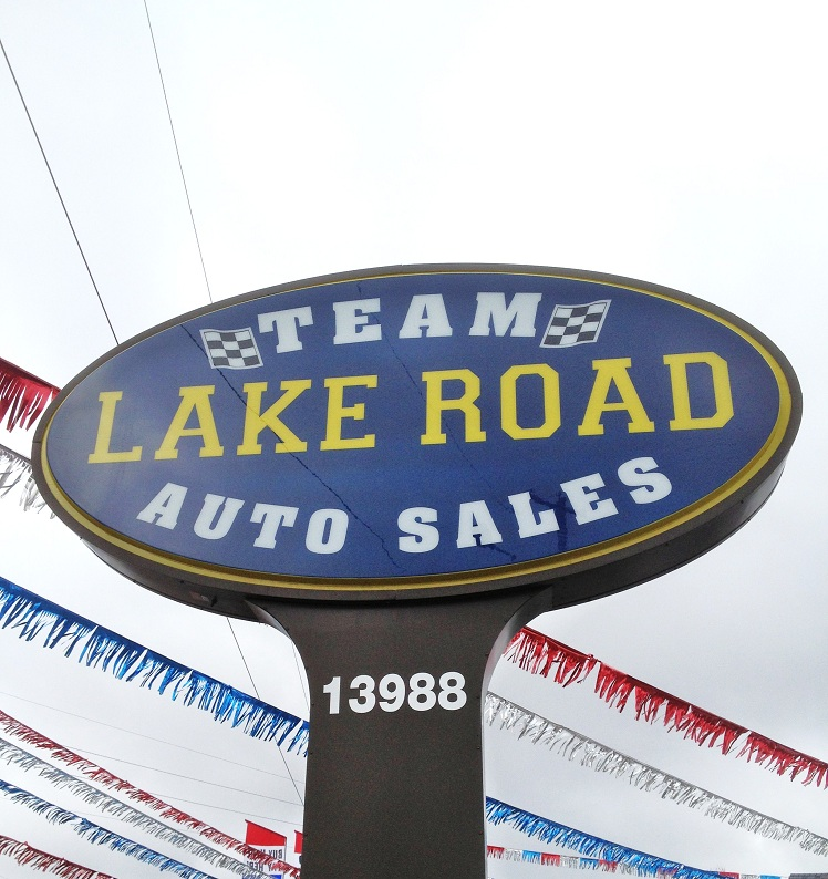 Team Lake Road Auto Sales, Meadville PA