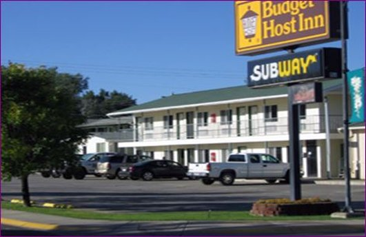 Budget Host Inn, Rangely CO