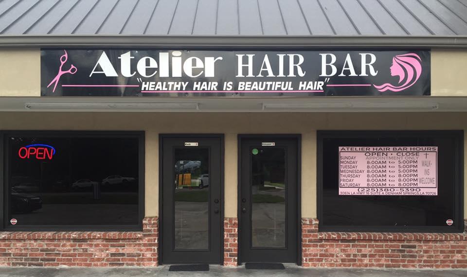 Atelier Hair Salon, Denham Springs LA