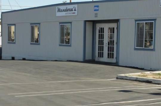 Mendoza's Auto Sales, Modesto CA