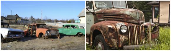 car junk