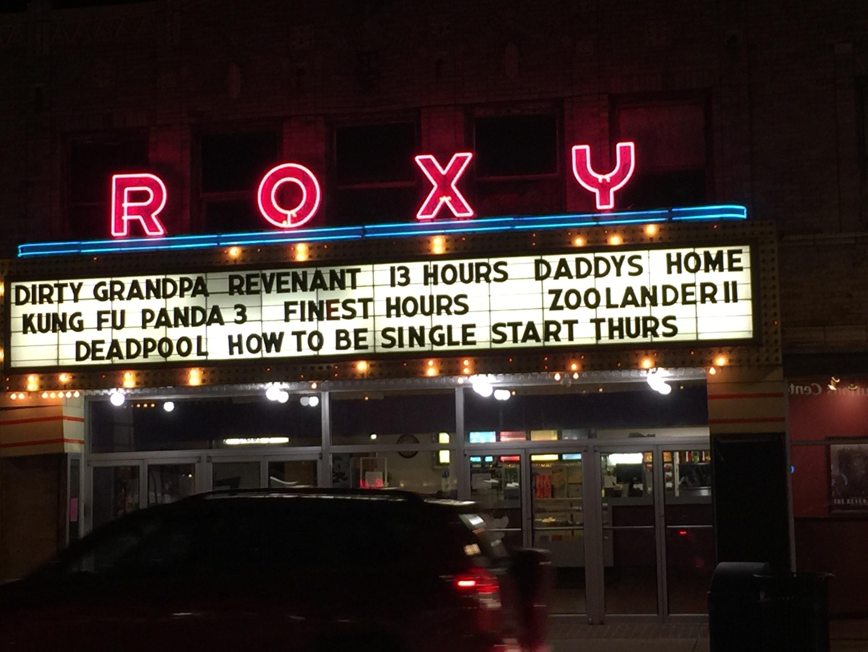 Roxy Cinemas, Ottawa IL