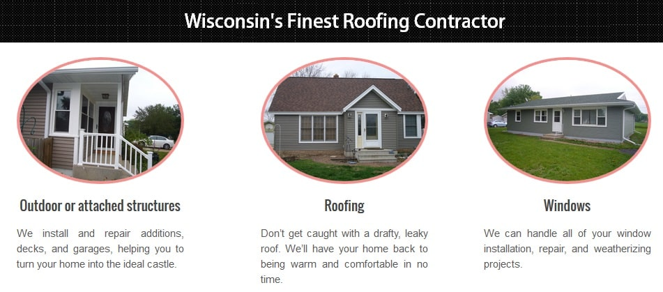 Roofing Contractors   All Exteriors Plus   Janesville   WI