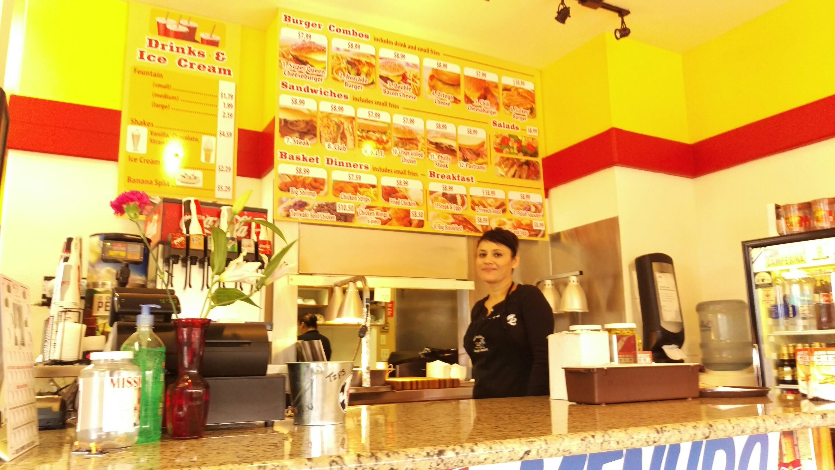 Burger Queen, Gonzales CA