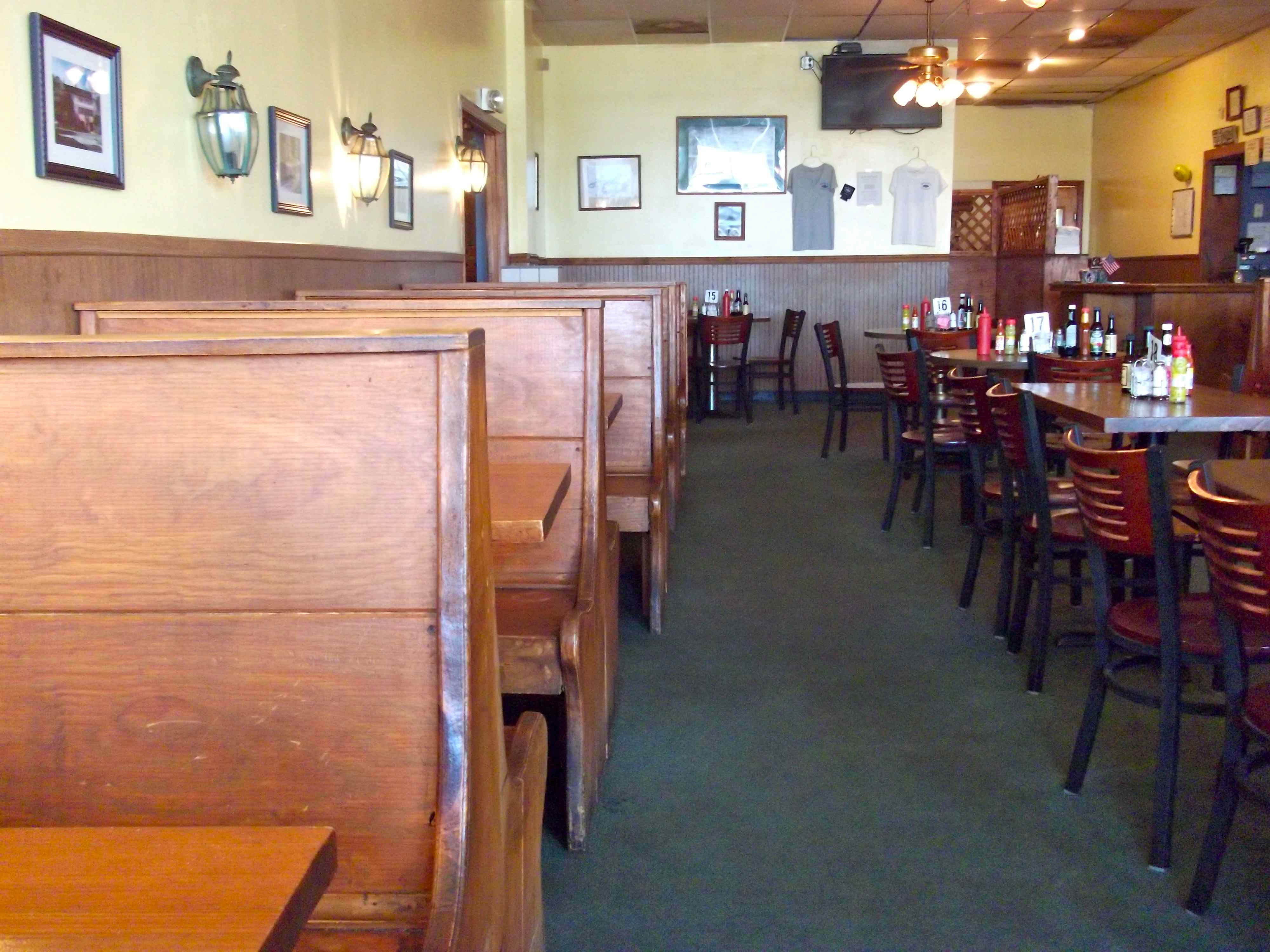 Breck's Place Steakhouse, North Charleston SC
