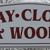 Clay Cloth & Wood