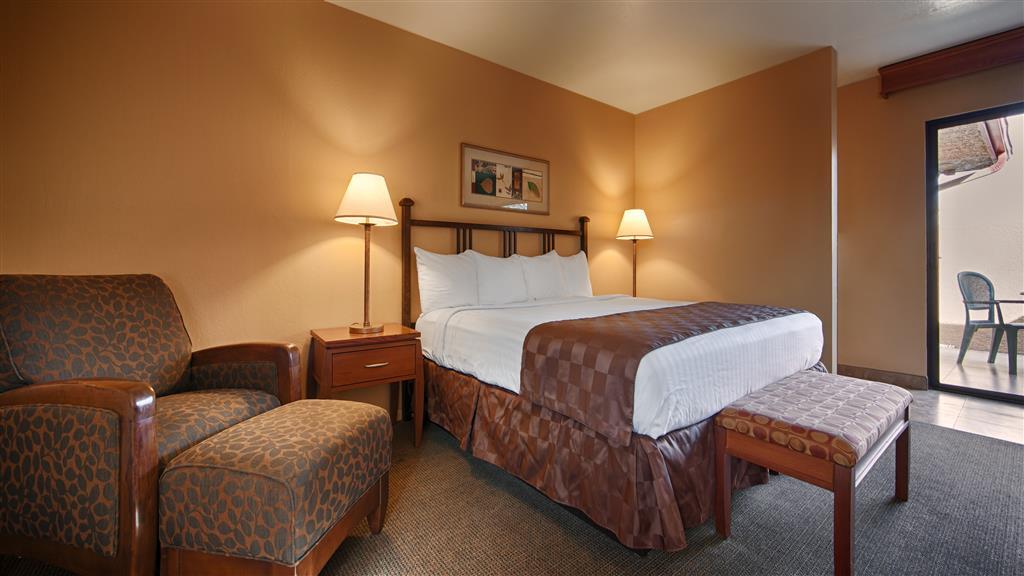 Best Western Cottonwood Inn, Cottonwood AZ