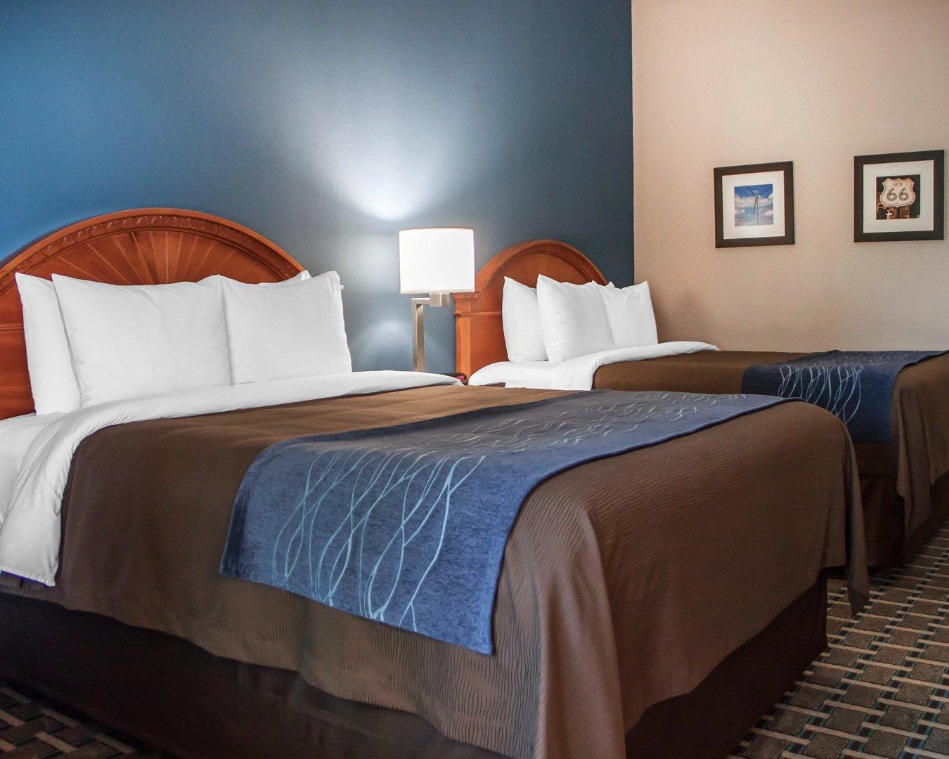 Comfort Inn & Suites, Weatherford OK