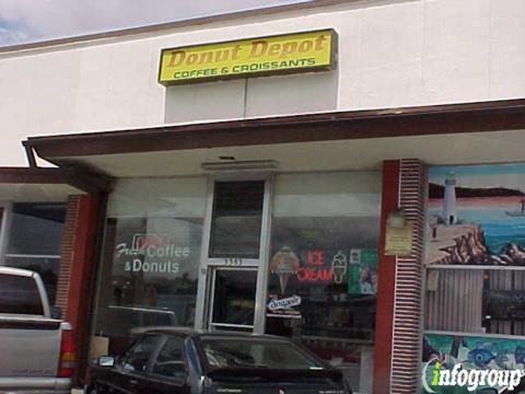 Donut Depot, Menlo Park CA