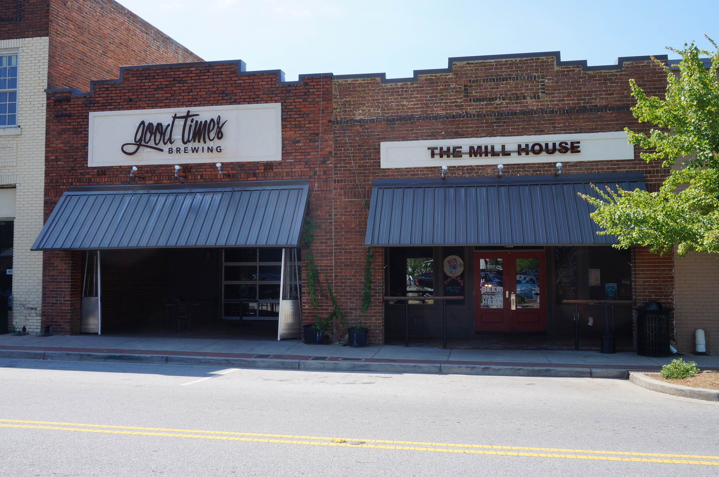 The Mill House, Greenwood SC