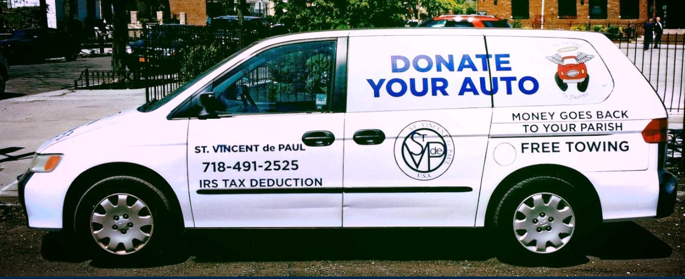 St Vincent De Paul Car Donation Program Brooklyn Ny 11228