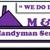 M & J Handyman Service