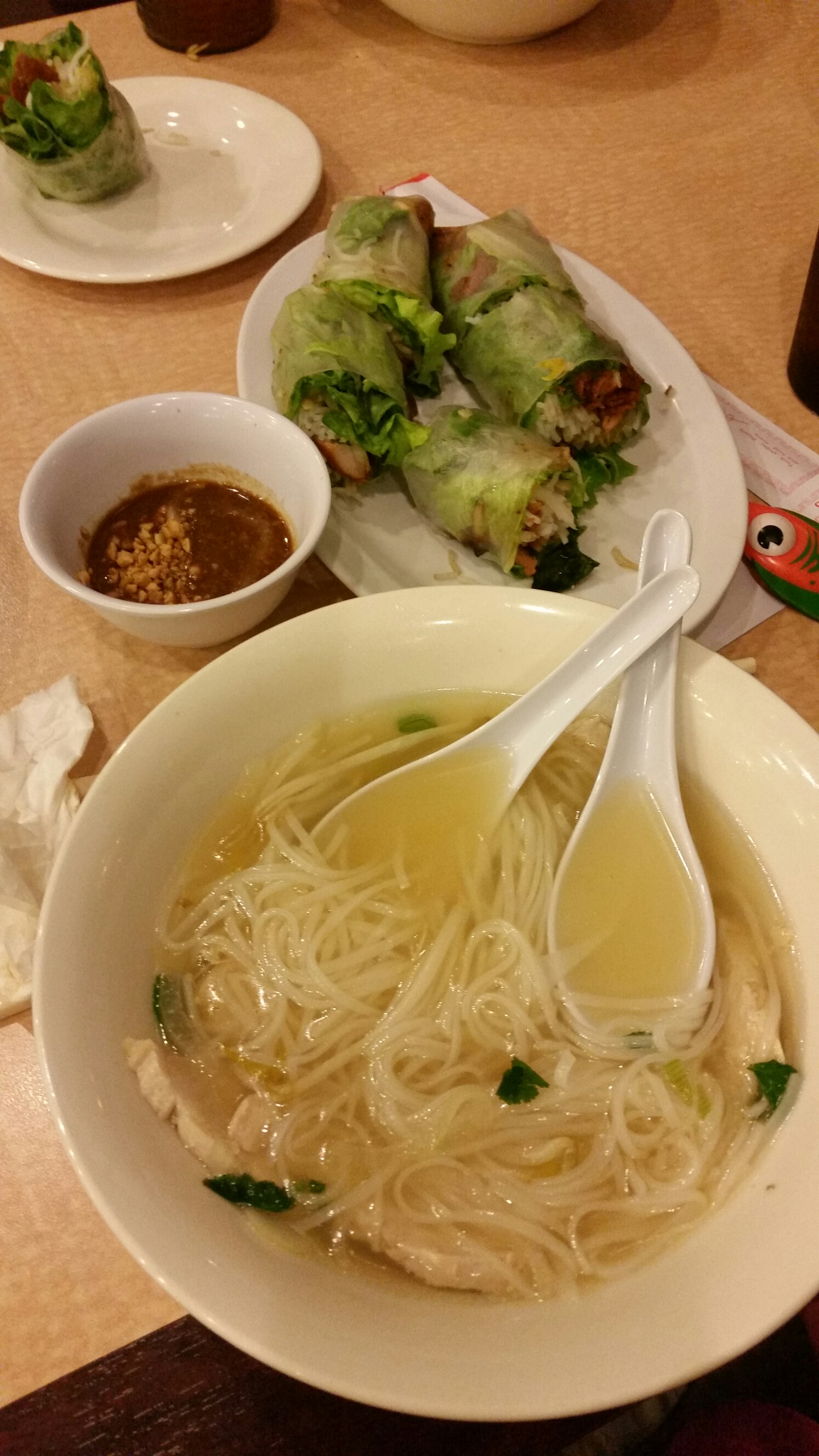 Pho Ever Finest Vietnamese Cuisine, Vista CA