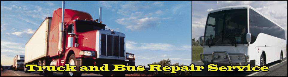 Truck and Bus Repair Service