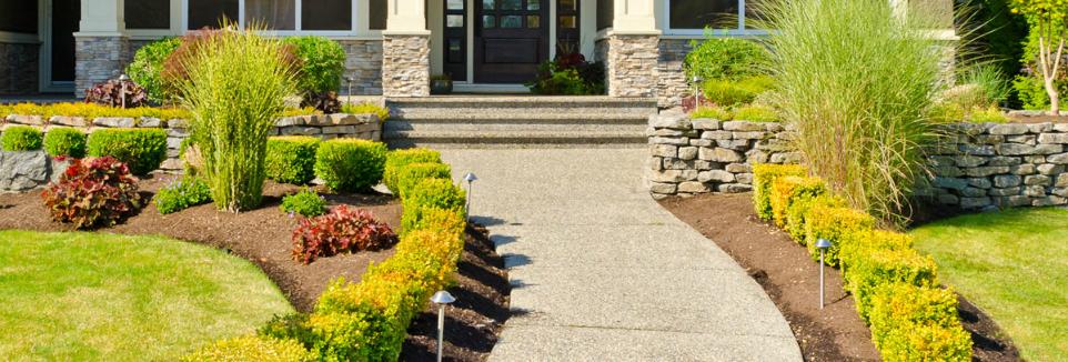 commercial landscape service