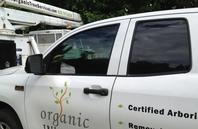 Organic Tree Services - Asheville, NC